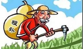 2019年农村重点补贴项目汇总,符合条件的农户一定要申请!